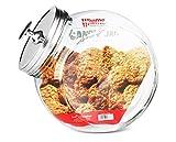 Home Basics GJ01386 Glass Cookie Jar, X-Large