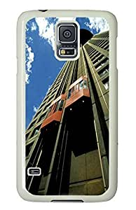 stylish Samsung Galaxy S5 cover Up We Go PC White Custom Samsung Galaxy S5 Case Cover