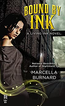 Bound by Ink (A Living Ink Novel) by [Burnard, Marcella]