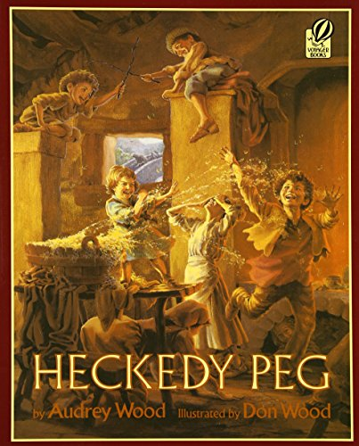 Heckedy Peg (Halloween Scary Story With Food)