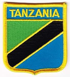 Tanzania - Country Shield Patch