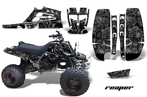 Yamaha Banshee Fullbore Plastics ATV All Terrain Vehicle AMR Racing Graphic Kit Decal REAPER - Plastic Fullbore Body