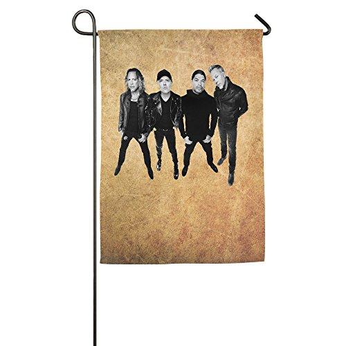 popular-metallica-announce-new-double-album-hardwired-garden-flags-house-flag-yard-flags
