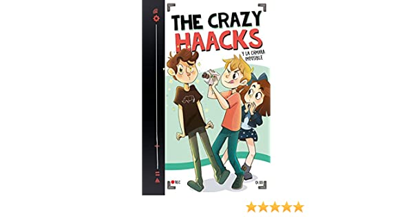 THE CRAZY HAACKS: The Crazy Haacks: 9788490439425: Amazon ...
