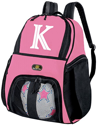 Personalized Soccer Balls (Broad Bay Personalized Soccer Backpack Customized Soccer Bag or Volleyball)