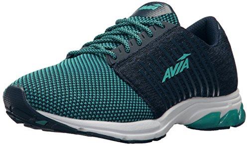 Avia Women's Avi-Zeal Sneaker True Navy/Tropical Turquoise iO8Rsqq