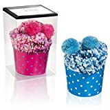 Women's Fuzzy Warm Thick Microfiber Slipper Socks | Cute Cozy & Colorful | Gift