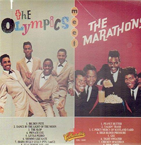 The Olympics Meet the Marathons [Vinyl]