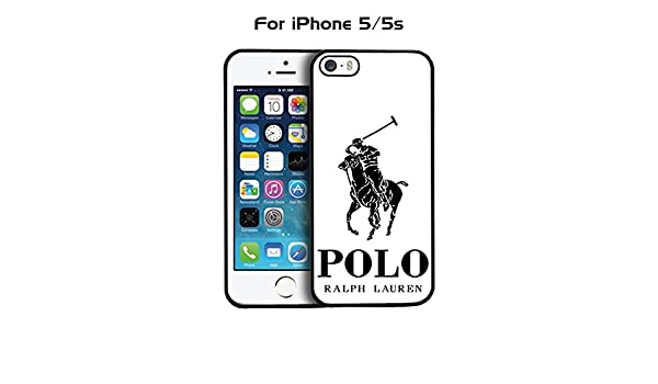 Brand Logo Polo (Polo) Ralph Lauren Iphone 5 Funda Case: Amazon.es ...