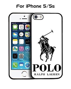 Brand Logo Polo (Polo) Ralph Lauren Iphone 5 Funda Case: Amazon.es ...