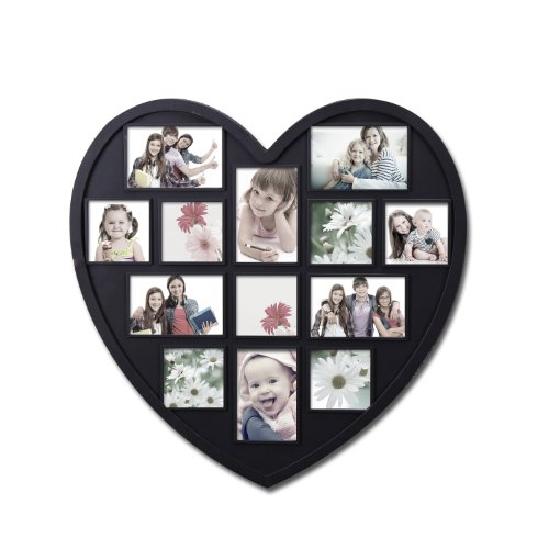 heart collage frame - 3