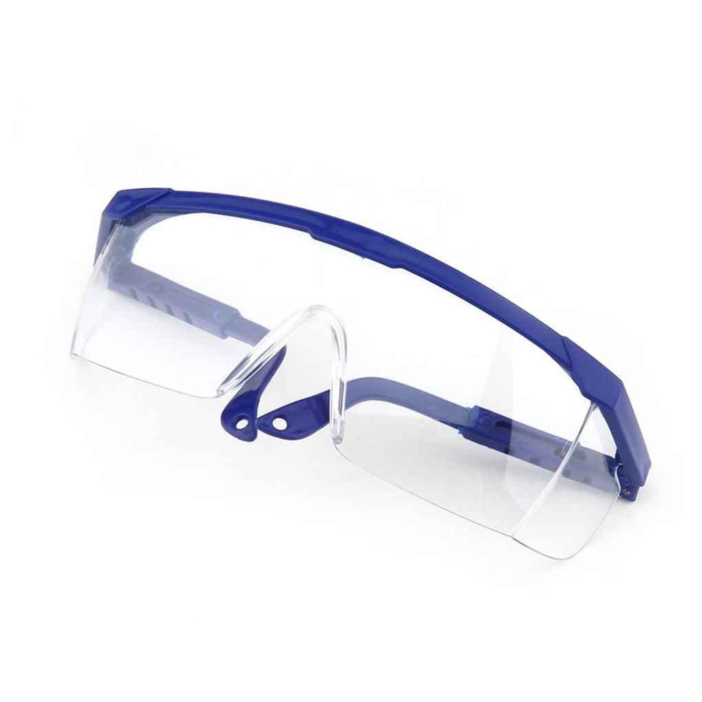 Uokoki Il lavoro per la sicurezza degli occhi Protezione Occhiali Anti-Splash vento prova della polvere Eyewear Occhiali