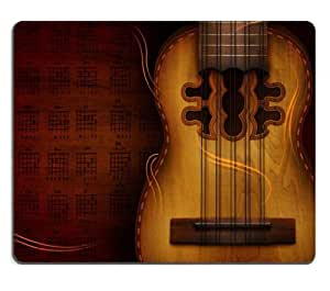American Instruments Acoustic Guitars Notes Mouse Pads Customized Made to Order Support Ready 9 7/8 Inch (250mm) X 7 7/8 Inch (200mm) X 1/16 Inch (2mm) High Quality Eco Friendly Cloth with Neoprene Rubber MSD Mouse Pad Desktop Mousepad Laptop Mousepads Comfortable Computer Mouse Mat Cute Gaming Mouse pad