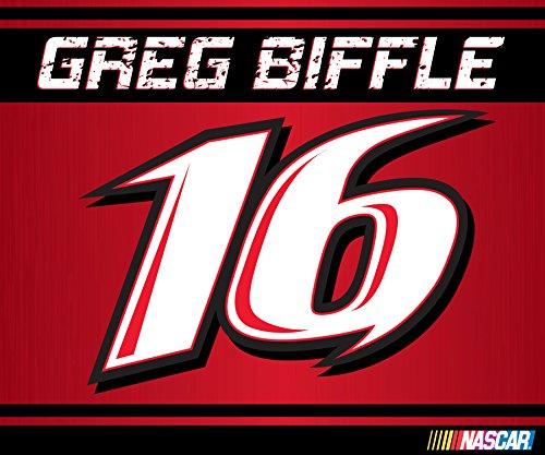 NASCAR #16 Greg Biffle 5