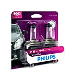 g35 headlights bulbs - Philips 9003VPB2  VisionPlus Upgrade Headlight Bulb, Pack of 2