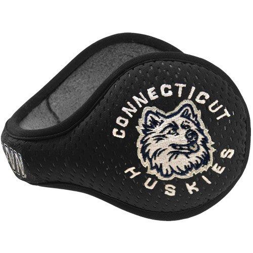(Connecticut Huskies (UConn) Black Soft Shell Ear Warmer)
