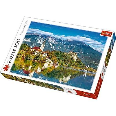 Trefl Puzzle Bled Lake Slovenia Trf37259