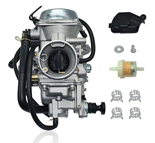 ement Carburetor For 16100-HN2-013 Honda TRX500 TRX 500 TRX500 Foreman Rubicon Complete Carb 2001 2002 2003 2004 2005 ATV ()