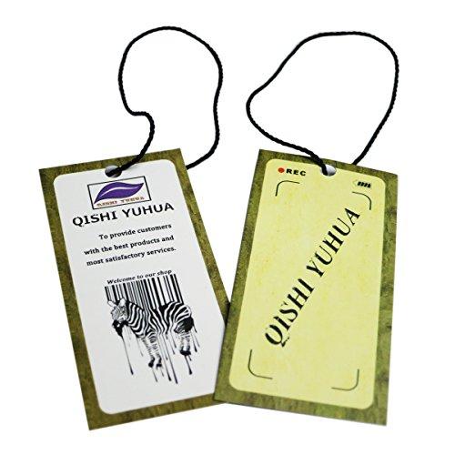 QISHI-YUHUA-Belt-Mens-Leather-Ratchet-Belt