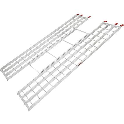 Rage Powersports ITF-8546 - Rampa de carga (2,16 metros x 1 ...