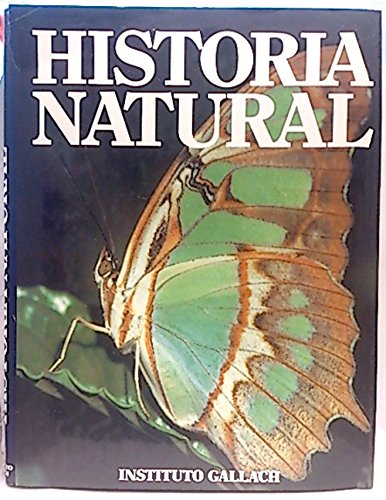 Historia Natural.Tomo 4 Invertebrados I