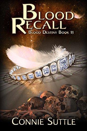 Blood Recall (Blood Destiny Book 11)