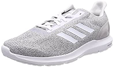 adidas Men's Cosmic 2 Shoes, Crystal White/Footwear White/Grey One, 10 US (10 AU)