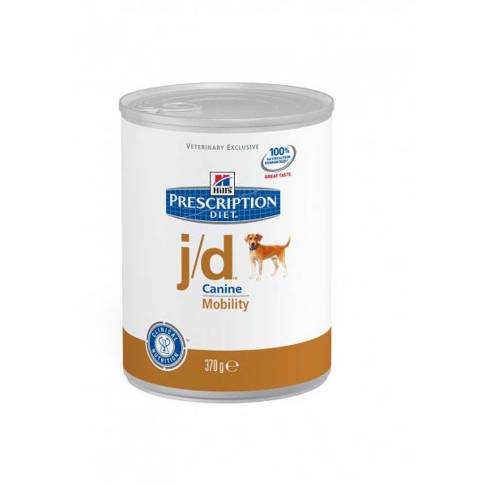Hills Prescription Dog Diet J D Sante Joint Food for Dogs 12 x 370 g Lamb