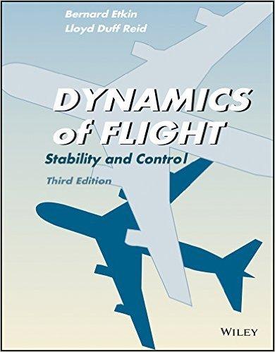 Dynamics of Flight: Stability and Control - International Economy Edition