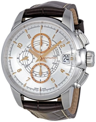 Hamilton Men's H40616555 Timeless Automatic Watch