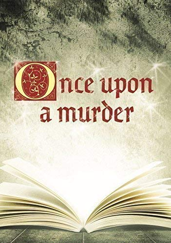 rouge Herbague Games Une Fois Upon A Murder - Murder Mystery Jeu pour 8 Joueurs