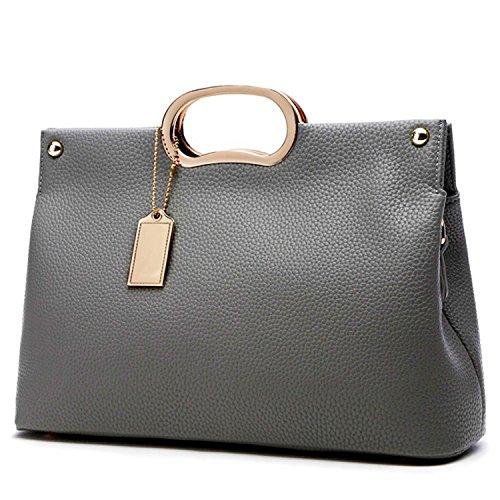 YNIQUE Women Top Handle Satchel Handbags Tote Purse Elegant Clutch Bag