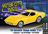 Revell Motor-City Muscle '69 Corvette Coupe Yenko 2-in-1 Plastic Model Kit