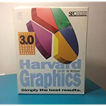 Harvard Graphics 3.0 for Windows