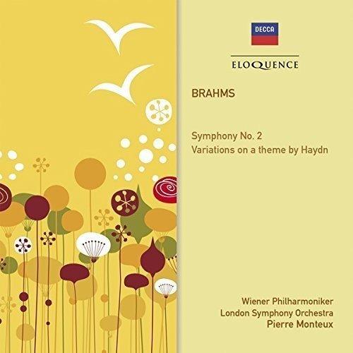 Brahms: Sym 2 Variations on a Theme By Haydn
