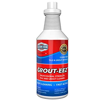 Clean-EEZ Cleaning Product Heavy-Duty Tile And Grout Cleaner