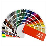 Color Cards with Chart Swatches Tool Book Formula