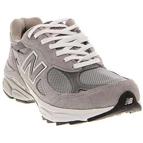 New Balance Women's W990 Running Shoe,Grey,8 B US