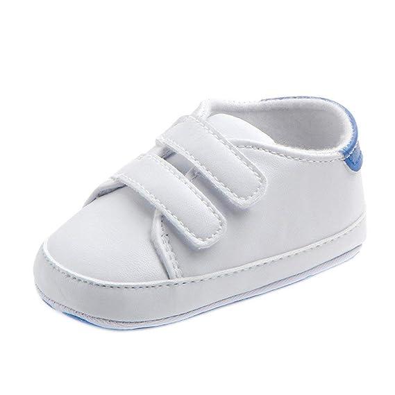 BaZhaHei Zapatillas de Niños Niña Bebé Zapatos Bebé niño pequeño bebé niña Suela Suave Zapatos Zapatos