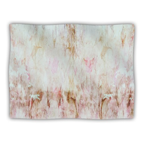 Kess InHouse Suzanne Carter ''Florian'' Pink Pet Dog Blanket, 60 by 50-Inch by Kess InHouse