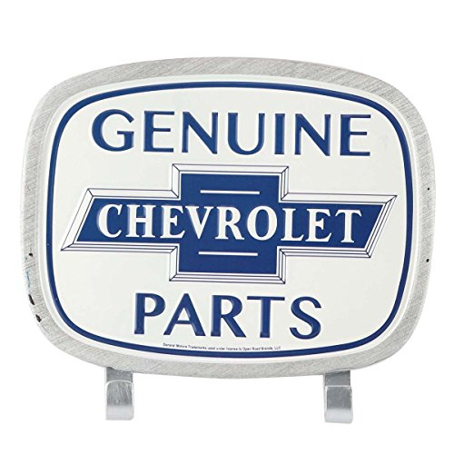 (Open Road Brands Chevy 2 Piece Wall Hook )