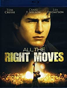 Cover Image for 'All the Right Moves'