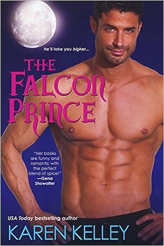 The Falcon Prince (Princes of Symtaria)