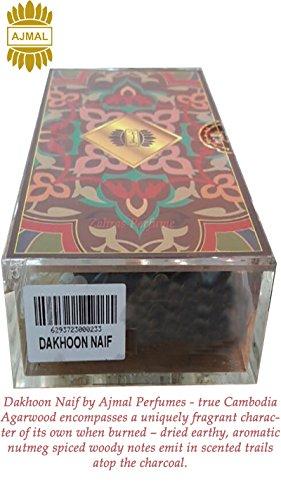 Details about Ajmal Dakhoon Naif 300g True Cambodia Agarw...