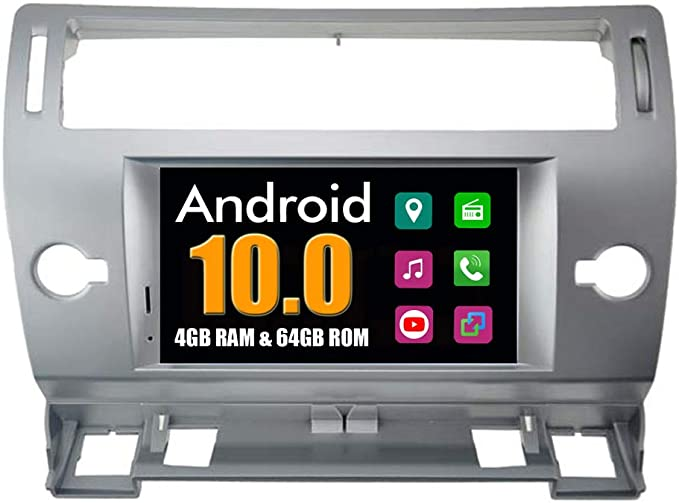 RoverOne Sistema Android Coche Reproductor de DVD para ...