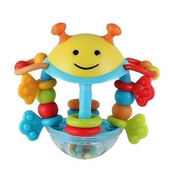 Kleinkinder Baby Glocke Rasseln Hand Geschenk Musik Spielzeug für Neugeborene