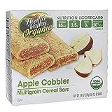 Health Valley Organic Cereal Bars Apple Cobbler - 6 Bars