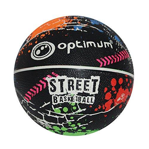Optimum Street Basketball, unisex, Street, Mehrfarbig, Größe 7