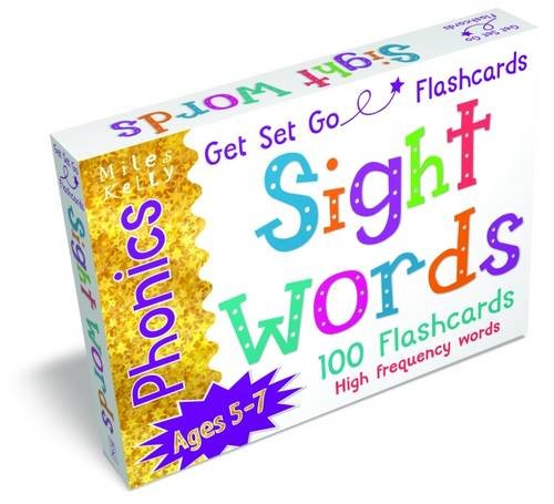 Get Set Go Phonics Flashcards: Sight Words PDF