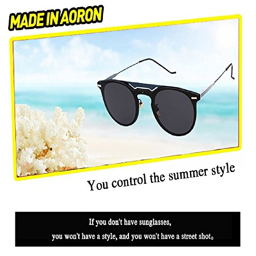 de C1 personnalité hommes lunettes Piece conduire lunettes soleil Lunettes mode des XIAPENGOne soleil de xw0AqBOAgp